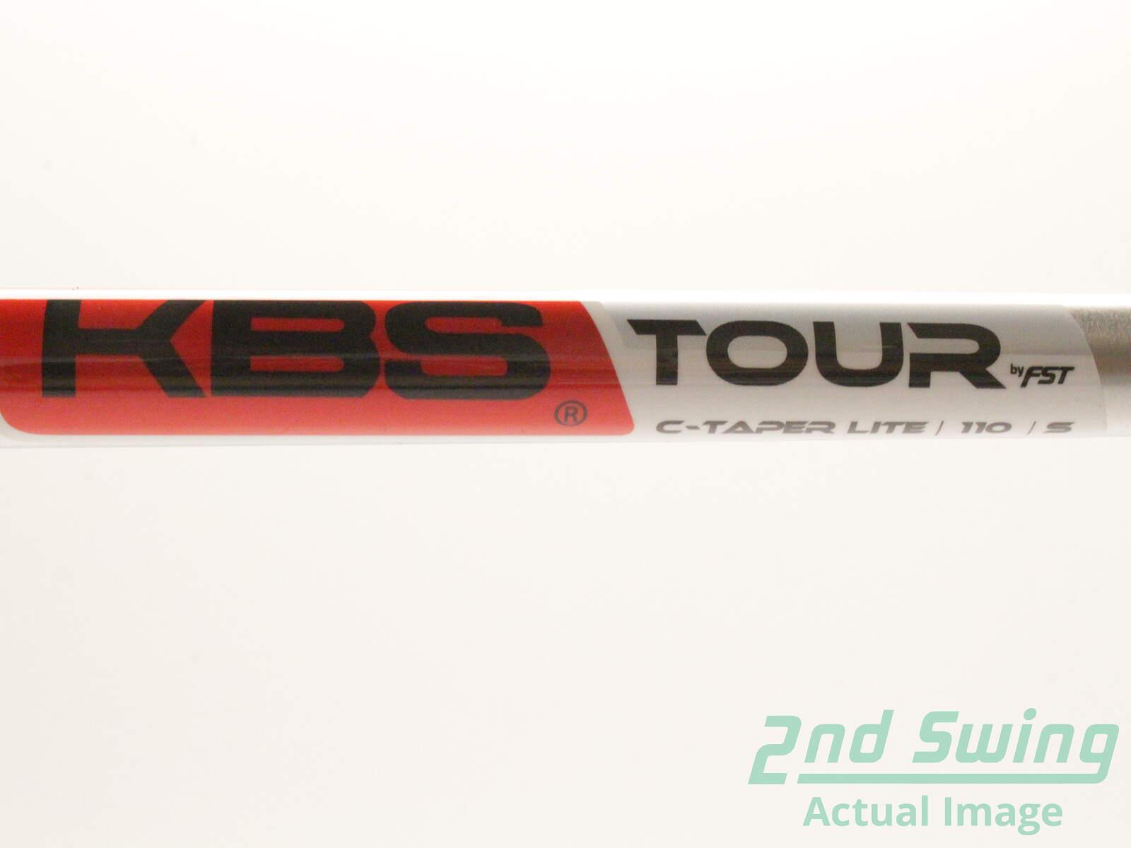Used Mint Mizuno MP-18 MMC Fli-Hi Single Iron 4 Iron FST KBS Tour C-Taper  Lite Steel Stiff Right Handed 38.5
