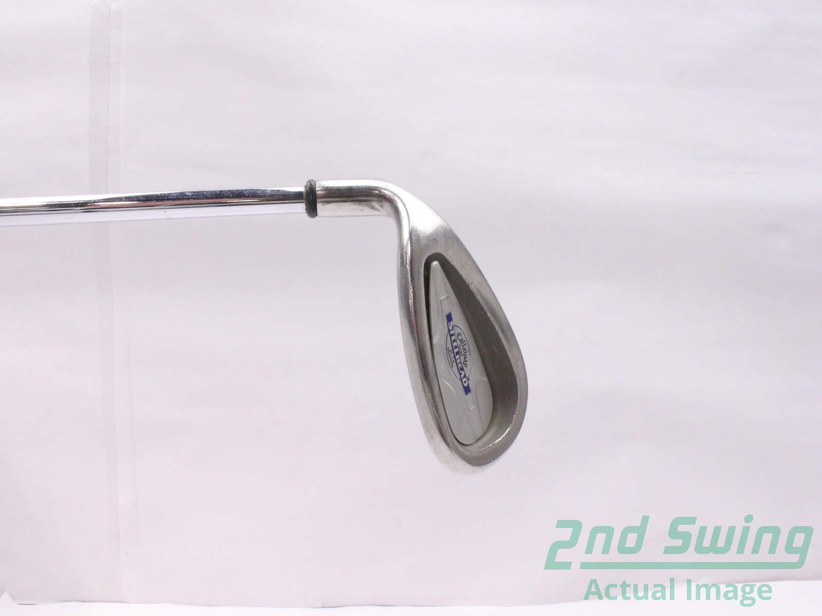 Used Callaway X 14 Wedge Sand Sw Stock Steel Shaft Steel Wedge Flex