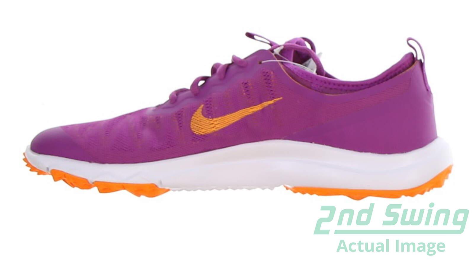 6f2b8041e6a2 New Womens Golf Shoe Nike FI Bermuda 10 Purple MSRP  110 776089 500 - Golf  Footwear