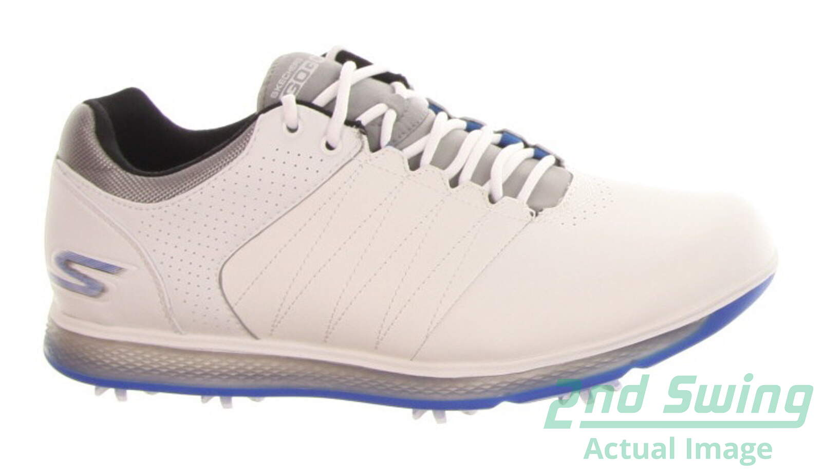 64290071a0f7 New Mens Golf Shoe Skechers Go Golf Pro 2 10 White MSRP  150 - Golf Footwear