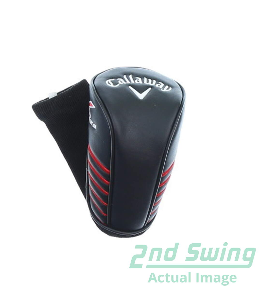 Used Callaway X Series Fairway Wood Headcover Redblack 2nd Swing Golf