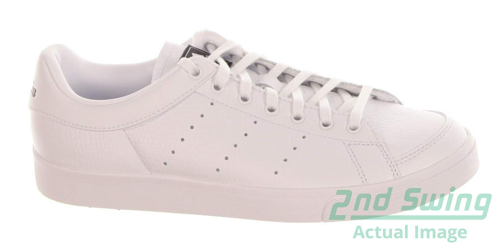 30a2b0771e52 New Mens Golf Shoe Adidas Adicross Classic Medium 8 White MSRP  100 - Golf  Footwear