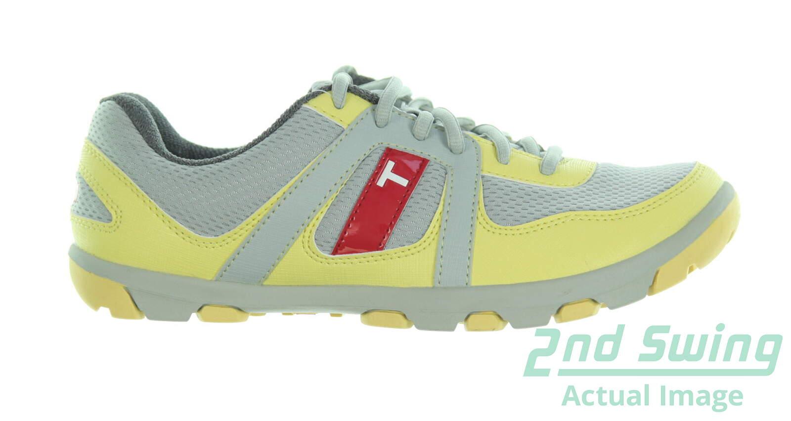New Womens Golf Shoe True Linkswear TRUE Jade 8.5 Gray MSRP  100 - Golf  Footwear 67f2ae7d7