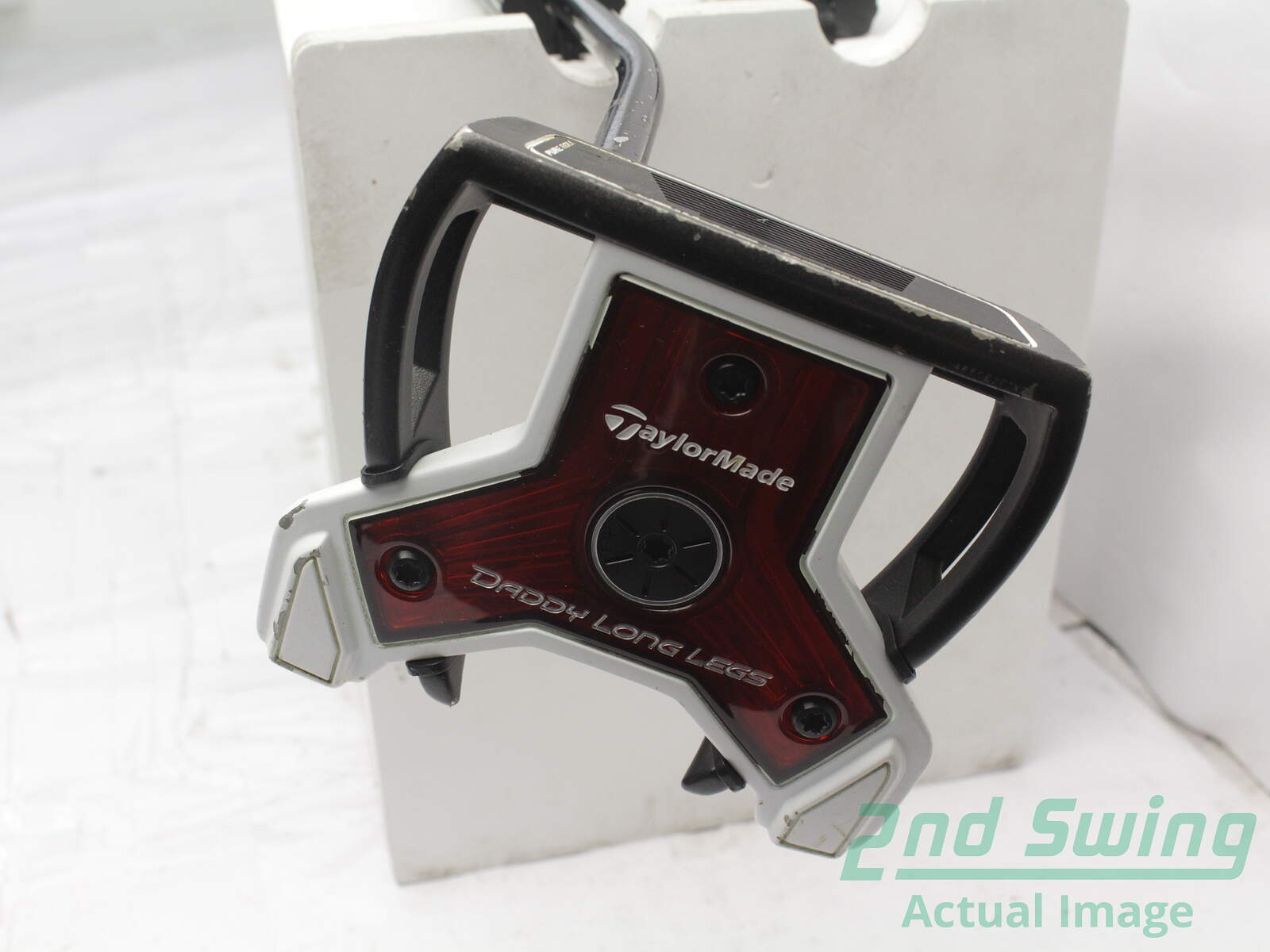 Used TaylorMade Daddy Long Legs Putter Stock Steel Shaft