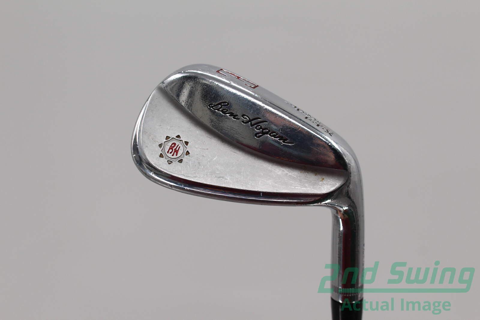 Used Ben Hogan Apex FTX Wedge Gap GW Stock Steel Shaft Steel Stiff ...