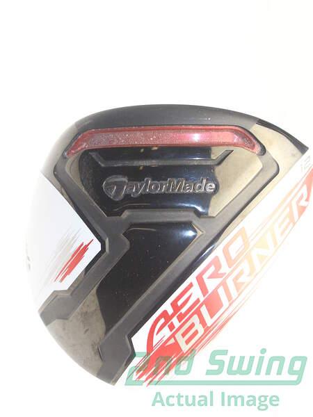 Used Taylormade Aeroburner Driver 12 194 176 Matrix Speed Rul Z