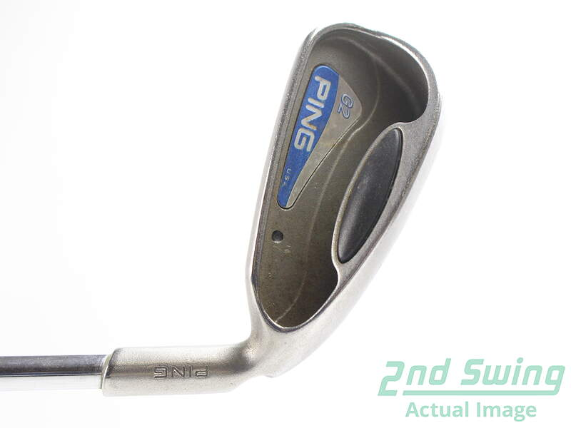 Used Ping G2 Hl Single Iron 3 Iron Stock Steel Shaft Steel
