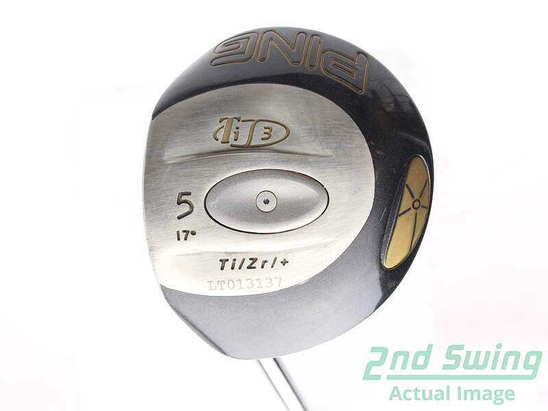 Pv 593097394 Ping T I3 Fairway Wood 5 Wood 5w 17 Ping Aldila 350 Series Graphite Stiff Left Handed 42 In on small gps tracking chips price