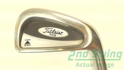 Titleist DCI 762 Single Iron 3 Iron Steel Stiff Right 38.75 in