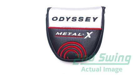 Odyssey Metal X Mallet Putter Headcover Head Cover Golf