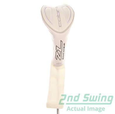 Cobra Women's ZL Encore White Driver Headcover Head Cover Golf