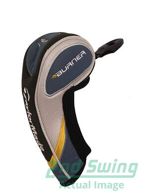 TaylorMade 2008 Womens Burner Rescue Hybrid Headcover Adjsutable Tag Head Cover