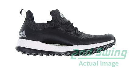 new-womens-golf-shoe-adidas-pureboost-xg2-medium-6-black-msrp-130-bd7195