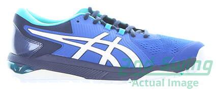 new-mens-golf-shoe-asics-gel-course-glide-medium-95-bluewhite-msrp-130-1111a085-400