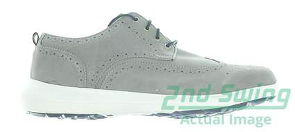new-mens-golf-shoe-footjoy-flex-le2-medium-95-gray-msrp-130-56113
