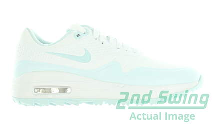 new-womens-golf-shoe-nike-air-max-1-g-medium-7-whiteblue-msrp-120-aq0865-101