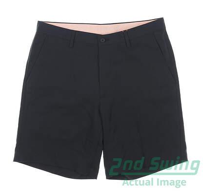 new-mens-fennec-tech-golf-shorts-42-black-msrp-85-000f600