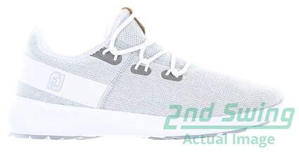 new-womens-golf-shoe-footjoy-flex-coastal-medium-9-gray-msrp-100-95750