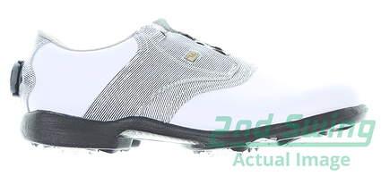 new-womens-golf-shoe-footjoy-dryjoys-boa-medium-11-whiteblack-msrp-180-99018
