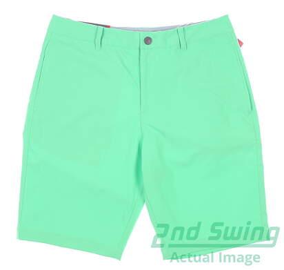 new-mens-puma-jackpot-shorts-32-green-msrp-65-578182-10
