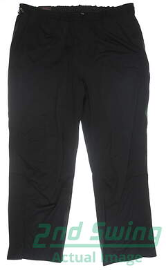 new-mens-greg-norman-rain-pants-xx-large-xxl-black-msrp-90-g7f7p431