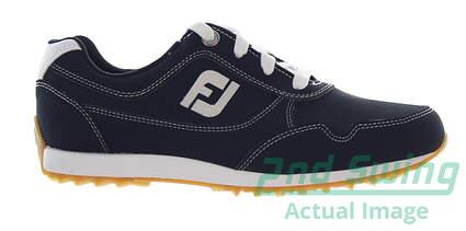 new-womens-golf-shoe-footjoy-fj-sport-retro-medium-8-blue-msrp-115