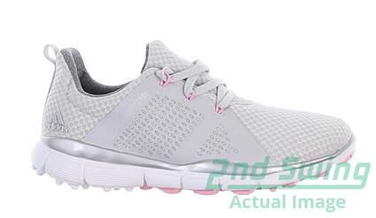new-womens-golf-shoe-adidas-climacool-cage-medium-85-graypink-g26627-msrp-90