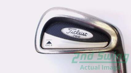 Titleist DCI 762 Single Iron 4 Iron Steel Stiff Right 39 in