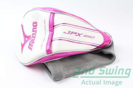 Mizuno JPX 850 Womens Driver Ladies Headcover Head Cover Pink Golf