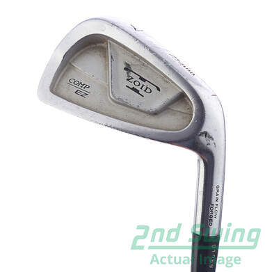 Mizuno T-Zoid EZ Comp Iron Set 2-PW Dynalite Gold SL S300 Steel Right Handed 37.5 in