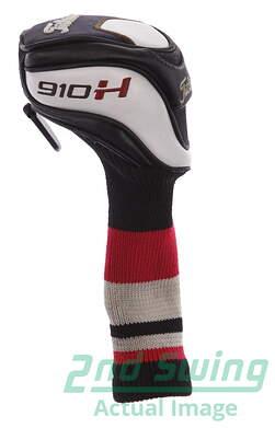 Titleist 910 H Hybrid Headcover 910H Head Cover Golf Adjustable Loft Tag