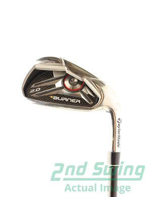 TaylorMade Burner 2.0 HP Single Iron 6 Iron TM Superfast 65 Graphite Senior Right Handed 38.25 in