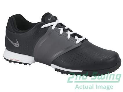 New Womens Black Nike Lunar Embellish Golf Shoes Size 9.5 Medium