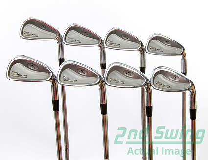 Cobra Forged CB Iron Set 3-PW Dynamic Gold Sensicore S300 Steel Stiff Right Handed 38 in