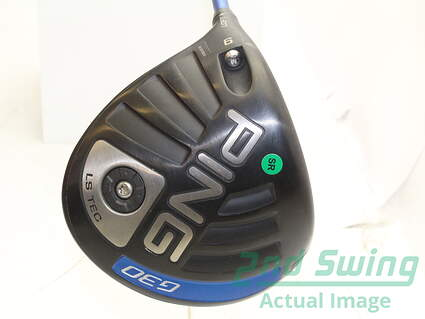 Ping G30 LS Tec Driver 9* Ping TFC 419D Graphite Senior Left Handed 45.5 in