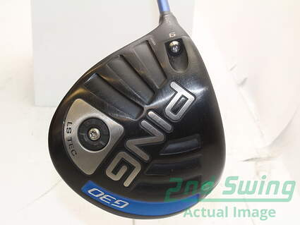 Ping G30 LS Tec Driver 9* Ping TFC 419D Graphite Senior Left Handed 43.75 in