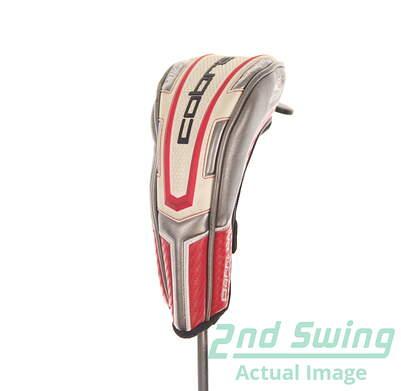 Cobra T Rail Plus Hybrid headcover Red White + Head Cover Golf 2 3 4 5 6 7 Tag