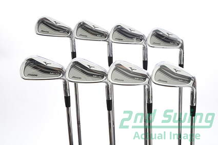 Mint Mizuno MP-54 Iron Set 3-PW True Temper Dynamic Gold X100 Steel X-Stiff Right Handed 38.25 in +1/2 inch