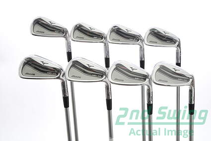 Mint Mizuno MP-54 Iron Set 3-PW FST KBS Tour C-Taper Lite Steel Stiff Right Handed 38.25 in +1/2 inch