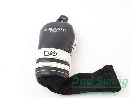 Adams Idea Tech V4 Hybrid Headcover Head Cover Adjustable Tag Golf