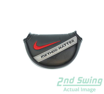 Nike Method Matter M4-12 Small Mallet Putter Headcover Head Cover Golf
