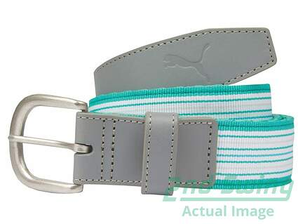 New Womens Puma Golf Womens Belts Large Polypropylene