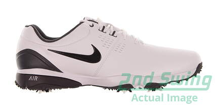 New Mens Golf Shoe Nike Air Rival III Medium 9 White MSRP $100