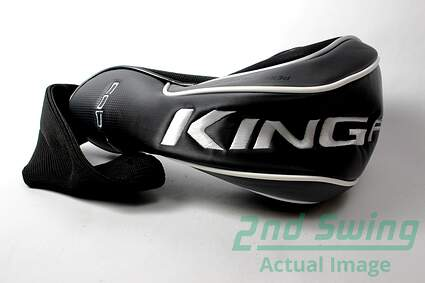 Cobra King F6 Driver Black Gray Headcover Head Cover Golf
