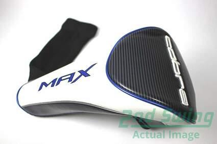 New Cobra 2016 MAX Driver Black Blue Headcover Head Cover Golf