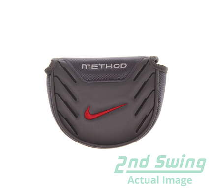Nike Method Converge S1-12 Mallet Putter Headcover Head Cover Golf