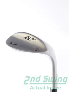 Nike SV Tour Chrome Wedge Lob LW 60* 10 Deg Bounce True Temper Dynamic Gold S400 Steel Stiff Right Handed 34.5 in
