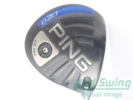 Ping G30 LS Tec Driver 9* Ping TFC 419D Graphite Senior Right Handed 45.75 in