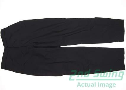 New Womens Footjoy Golf Rain Pant Size X-Large XL Black MSRP $115