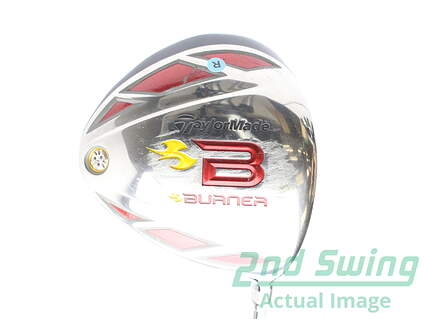 TaylorMade 2009 Burner Driver 12* Fujikura E360 Graphite Regular Right Handed 45.5 in